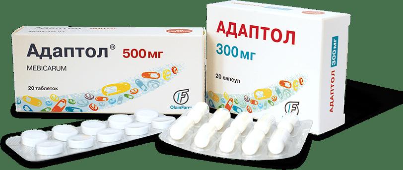 препарат Адаптол