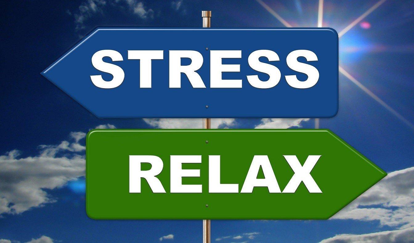 стресс-отдых