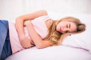 Проявления нарушений менструального цикла