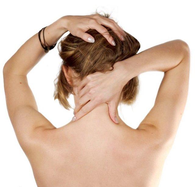 Последовательное напряжение мышц тела
