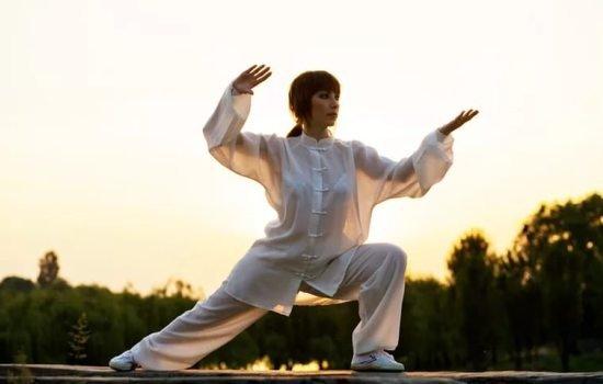 Особенности гимнастики Цигун