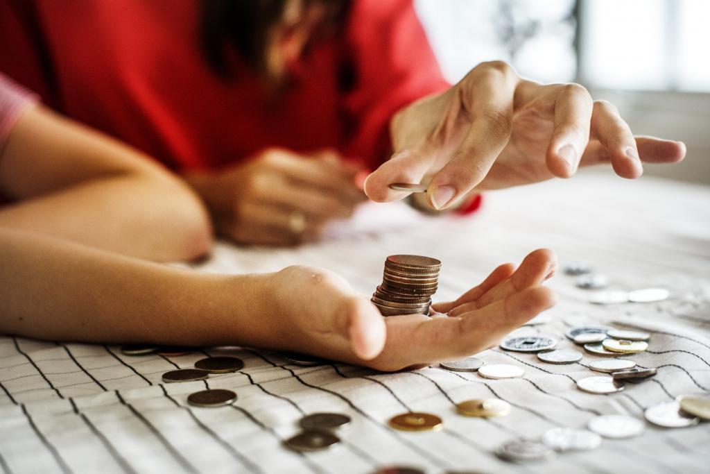 Как снизить финансовый стресс
