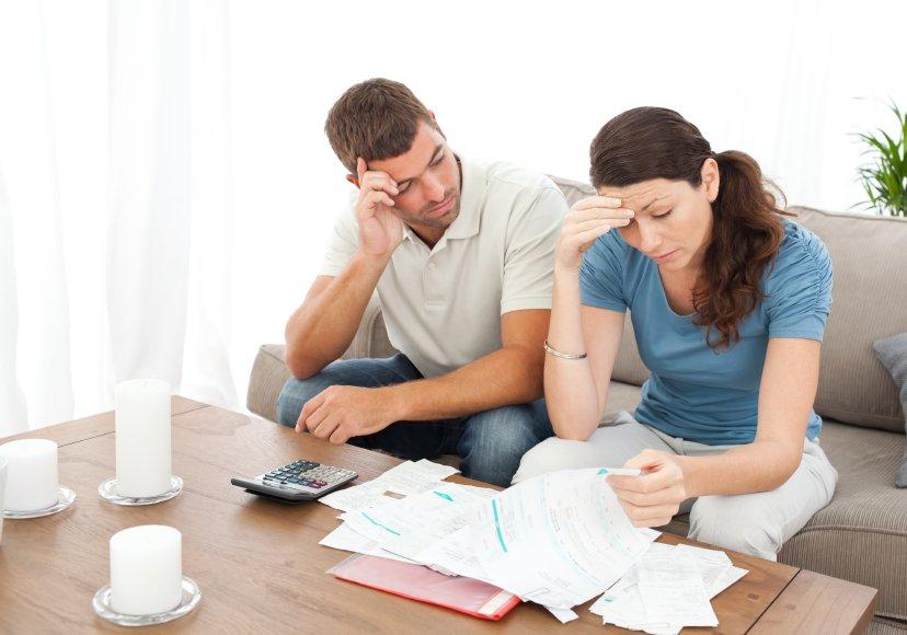 Что делать при финансовом стрессе