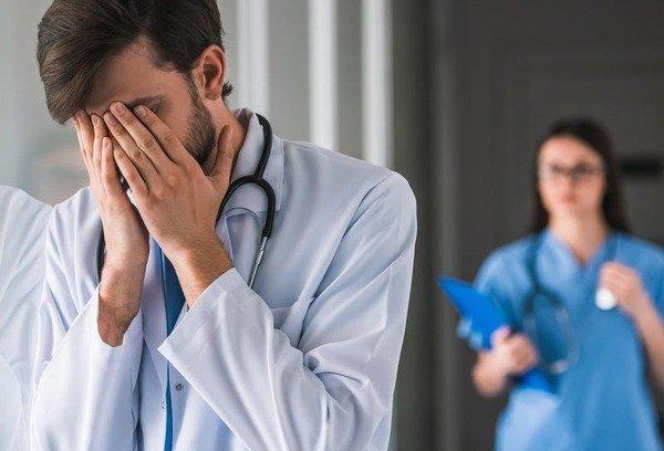 Стресс у медицинского работника
