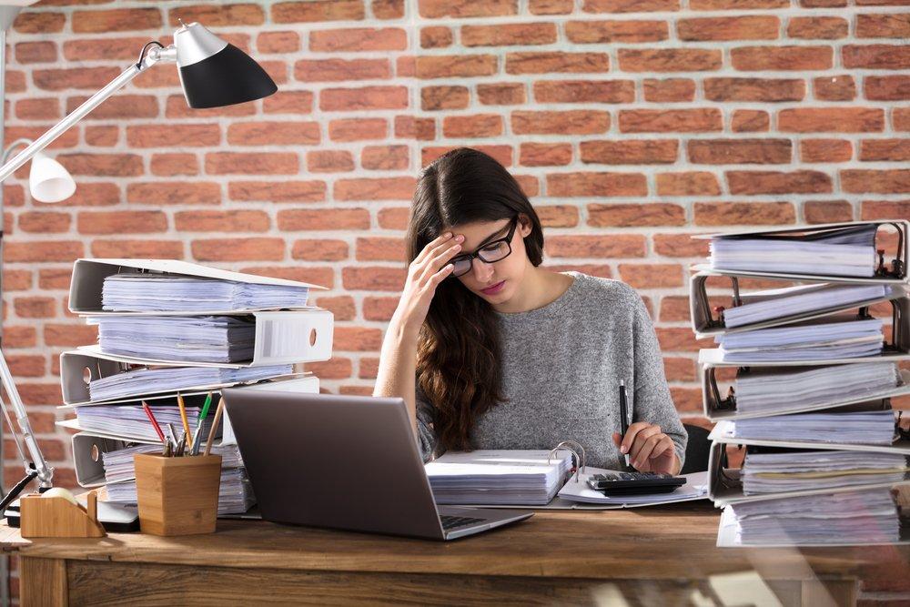 Как проявляется стресс у трудоголиков
